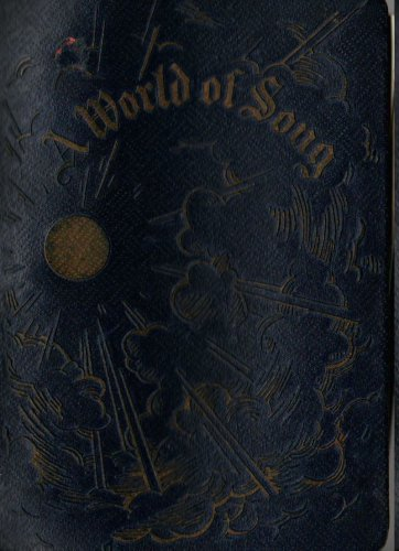 A World of Song - 1941 - Vintage Music Book