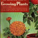 The Adventure Book of Growing Plants - Frances M. Miner - Aubrey Combs, Jr - 1959 - Vintage Book