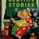 Bedtime Stories Little Golden Book - Gustaf Tenggren - 1974 - Vintage Book