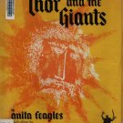 Thor and the Giants An Old Norse Legend - Anita Feagles -  G. Barrer-Russell - 1968 - Vintage Book