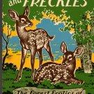 Fiddlesticks and Freckles - Sam Campbell - Harry H. Lees - 1955 - Vintage Kids Book