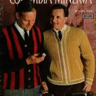 Fashions for Men and Boys by Columbia Minerva Book 749 - Vintage Craft Book