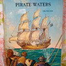 Pirate Waters - Clyde Robert Bulla - James Flux - 1963 - Vintage Book