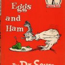 Green Eggs and Ham - Dr. Seuss - 1960 - Vintage Book