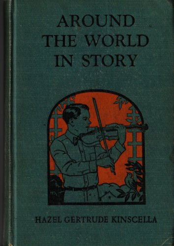 Around the World in Story Stories in Music Appreciation Book Six - 1929 - Vintage Kids Book