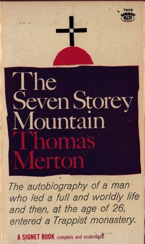 The Seven Storey Mountain - Thomas Merton - 1963 - Vintage Religious Book