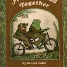 Frog and Toad Together - Arnold Lobel - 1972 - Vintage Kids Book