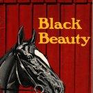Black Beauty - Carol Joan Drexler - Norman Nodel - 1970 - Vintage Kids Book