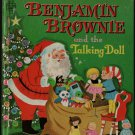 Benjamin Brownie & the Talking Doll - Geraldine Ross Judy Stang (1966) Vintage Christmas Book