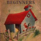 Adventure For Beginners Vintage Kids Book Margaret Friskey Katherine Evans 1944