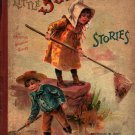 Little Sunshine Stories: Christmas Stocking Series + 1800s + Vintage Kids Book