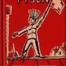 Pysen + First Printing + Edith Unnerstad + Louis Slobodkin + 1955 + Vintage Kids Book