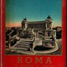 Roma 32 Verdute A Colori Parte II + Vintage Souvenir Postcard Book