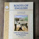 Roots of English by Paul O'Brien, 2008, Memoria Press, Work Book