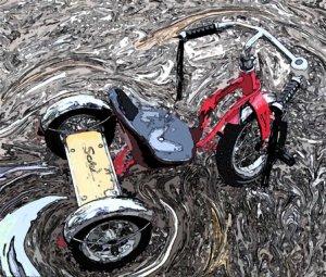 Jonny's Bike