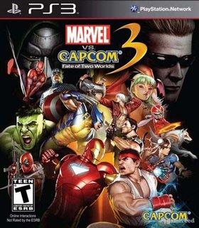 Capcon Vs. Marvel 3
