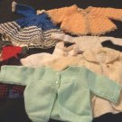 Lot of Vintage Doll Clothing Huge Various Sizes and Types Various Conditions