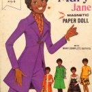 Vintage Magic Mary Jane Magnetic Paper Doll  w/ Box Uncut #4010-3  1975