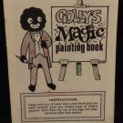 Vintage Golly's Magic Painting Book  Published by James Robertson & Sons London
