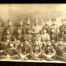 World War I Real People Postcard German Soldiers Carl Sachse Unused Divided Back