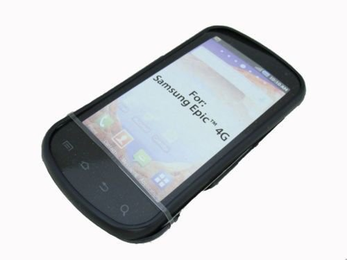 Snap on hardcover case for Samsung Epic 4G by Rocketfish