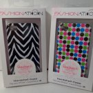 Iphone 4/4s hardshell cases/Zebra Print/Polka Dot from Macbeth collection/Rare