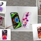 FOR APPLE IPHONE 5/FLOWER POWER CASES/ON SALE/SNAP ON CASE/PROTECTIVE CASE/NEW