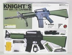 M16 A4A1 AEG Assault  Rifle Boyi