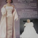 The Franklin Mint Jackie/Jacqueline Kennedy Doll Ad/Advertisement~Great GoAlong!