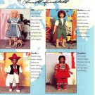 Annette Himstedt Puppen Kinder Dolls Ad~Pancho,Panchita