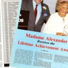 Madame Alexander Doll Article/Pics/Info~Contributions to Manufacturers 1923-1984