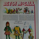 Betsy McCall Paper Doll~History Class~Mayflower~Provincetown,MA~Pilgrims,Indians