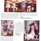 2001 Ashton-Drake Patsyette,Patsy Winter Doll Ad