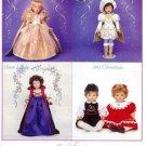 Susan Wakeen Snow White,Cinderella,1992 Christmas Etc Dolls Ad/Advertisement