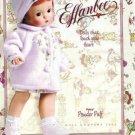 2003 Effanbee Patsy Powder Puff Doll Ad/Advertisement
