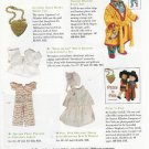 2005 Cosmic Dreams Patsy Ann Doll & Costumes Ad