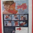 1974 Dippity Flip 3-faced Red Riding Hood/Wolf Doll Ad