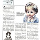 1983 Madame Alexander Doll Article/Pics/Info~What is a Rare Doll? Coco/Brigitta