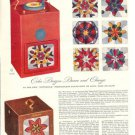 1950s Vintage Philharmonic Picturola Phonograph Catalog Advertisement Ad Page