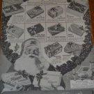 1930s Whitman's Sampler,Glo-Wyn,Prestige,Fairhill,Penn Wynne Chocolates Candy Ad