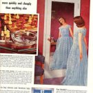 '53 Pittsburgh Glass Ad~Chess Board & Game Pieces Pictd