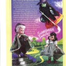 1995 Wizard of Oz Characters Madame Alexander Dorothy,Wizard,Witch Dolls Ad Pg