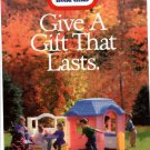 1996 Little Tikes Patio Playhouse Toys Ad/Advertisement~Give A Gift That Lasts