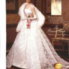 1995 Princess Grace Heirloom Portrait Doll Ad