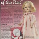 Article on Ideal Toni/1982 World's Fair(Knoxville TN) Souvenir/Advertising Dolls