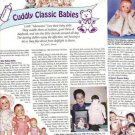Article/Pics/Info on Cuddly Classic Baby Dolls