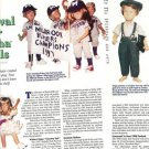 Article/Info on 1997 Urbandale IA Sasha Doll Festival