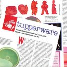 Article/Pics/Info on Vintage Tupperware Kitchenware