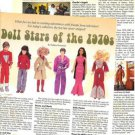 Article/Pictures/Info on 1970s TV Celebrity Dolls