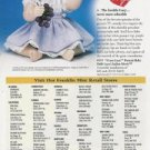 Franklin Mint I Love Lucy/Lucille Ball Baby Doll Ad